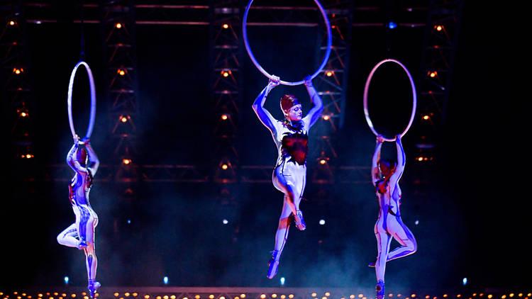 Cirque du Soleil Circo del Sol