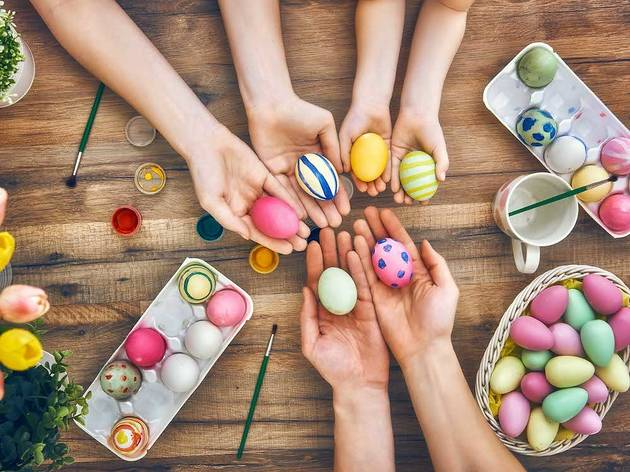 9 Ways to celebrate Easter while you are at home