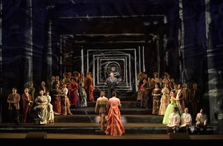 オペラ『魔笛』写真:寺司正彦