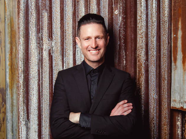 Wil Anderson headshot