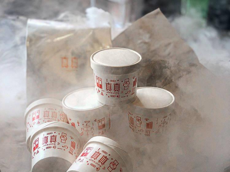 JingJing Ice-cream Bar and Cafe
