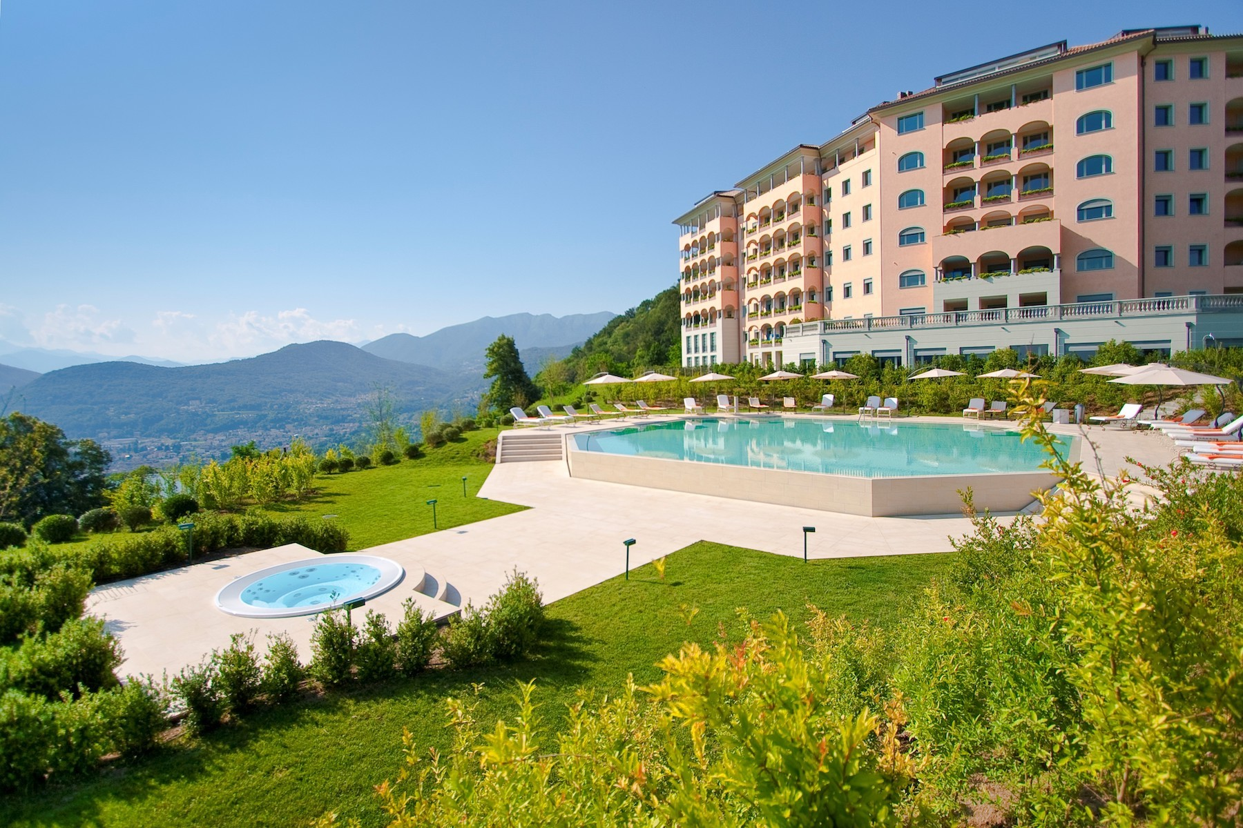 Win two nights in Ticino at a fabulous five-star hotel