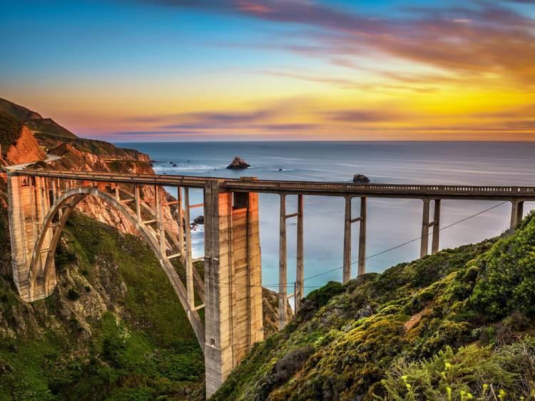 The ultimate California road trip