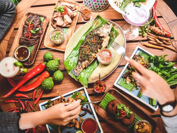 Best Thai restaurants doing delivery and takeout in Hong Kong