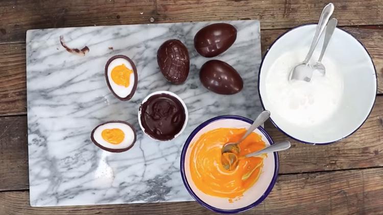 A chocolatier's DIY Creme Egg recipe