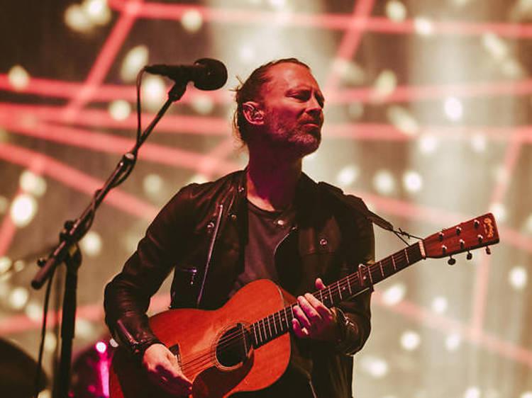 Assister gratuitement à des concerts de Radiohead