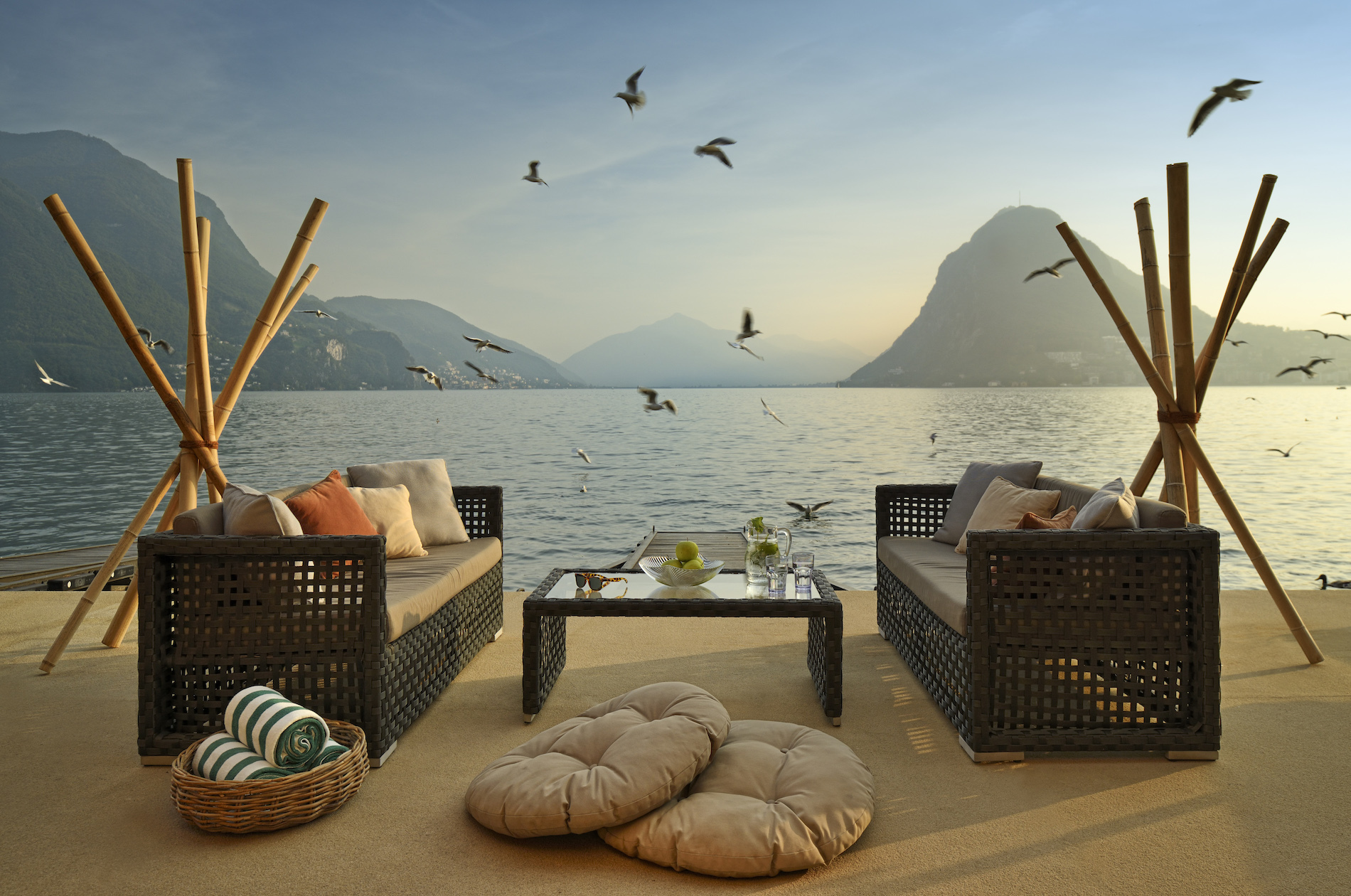 The best hotels for exploring Ticino