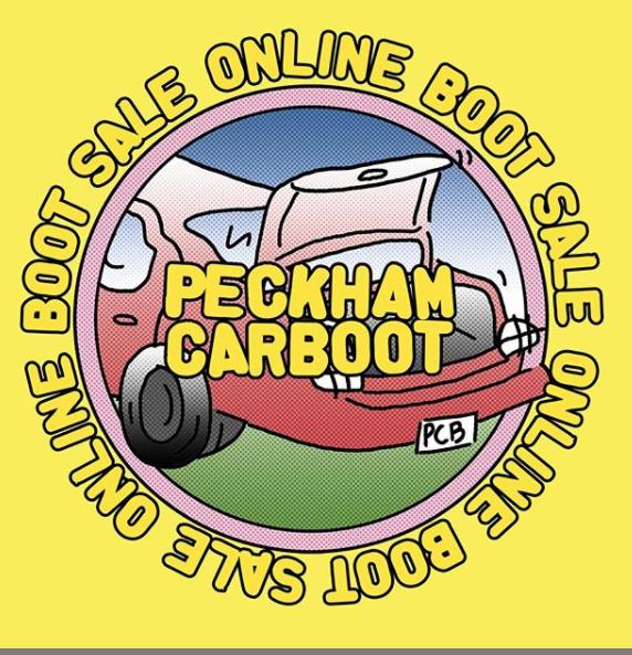 Virtual Peckham Car Boot