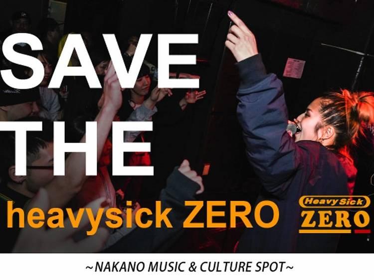 中野 heavysick ZERO