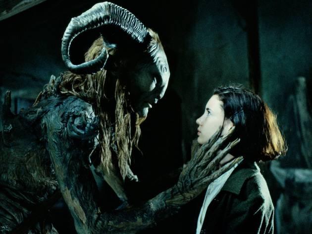 El laberinto del fauno, película de Guillermo del Toro