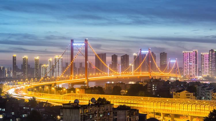 Ciudad de Whuhan China