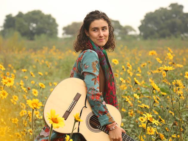 Virginia Navarro forma parte del Festival Mujeres Medicina