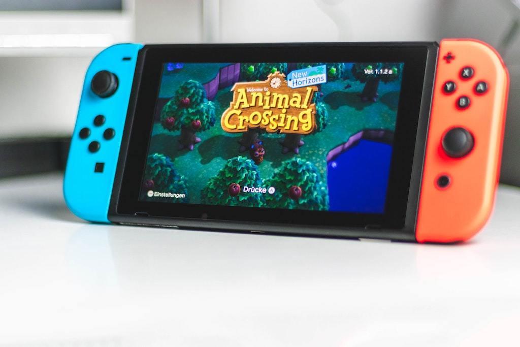 Nintendo Switch, Animal Crossing