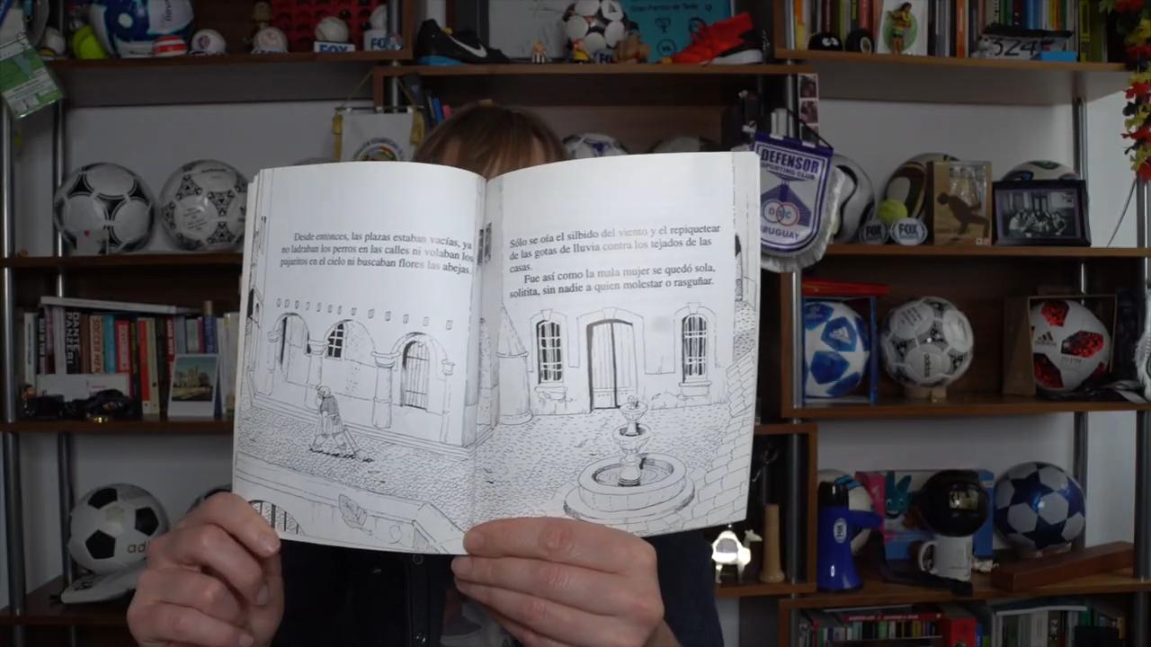 Cuéntanos un cuento, lecturas online para niños