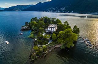 Brissago Islands, Ticino