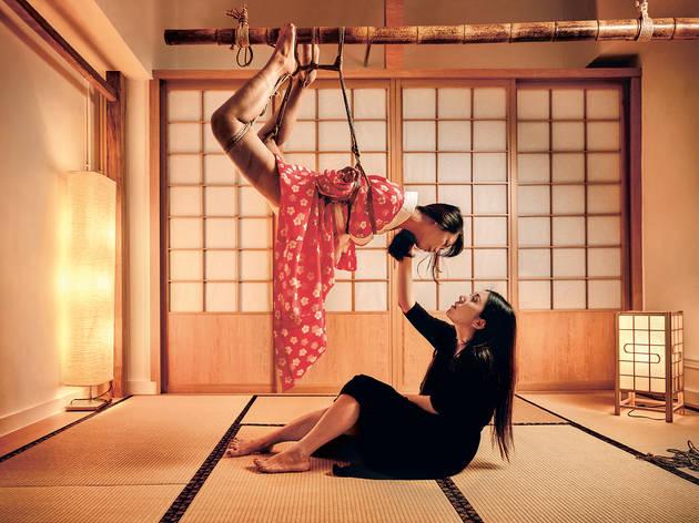 Hong Kong shibari artist shares the truth behind Japanese bondage