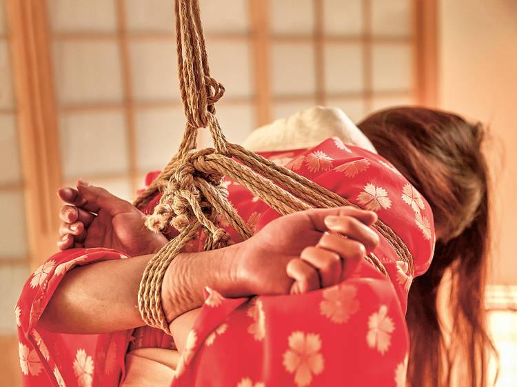 日本繩縛:受束縛的藝術