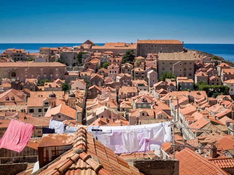 Take a day trip to Dubrovnik