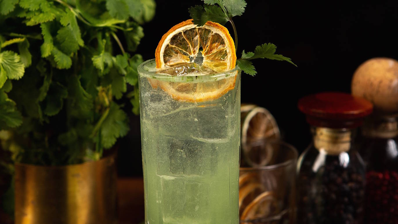 """Discover the cocktail """"Le Denver"""", by bartender Enguerrand Marque"""