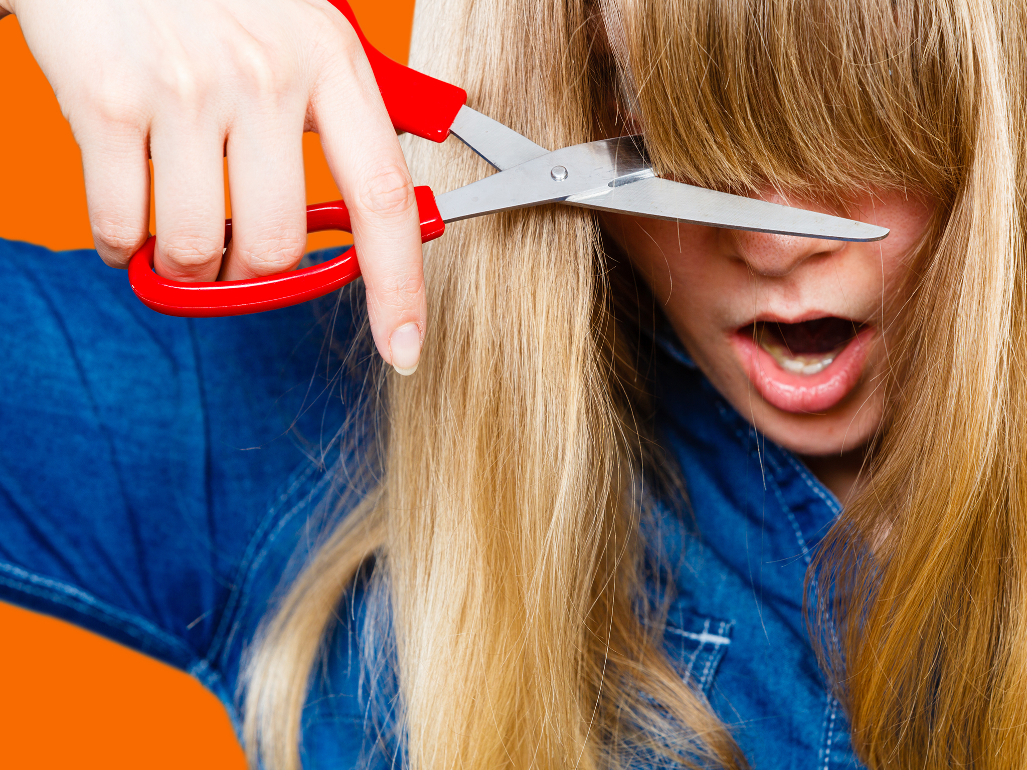 New York's top salons share advice on cutting your own hair