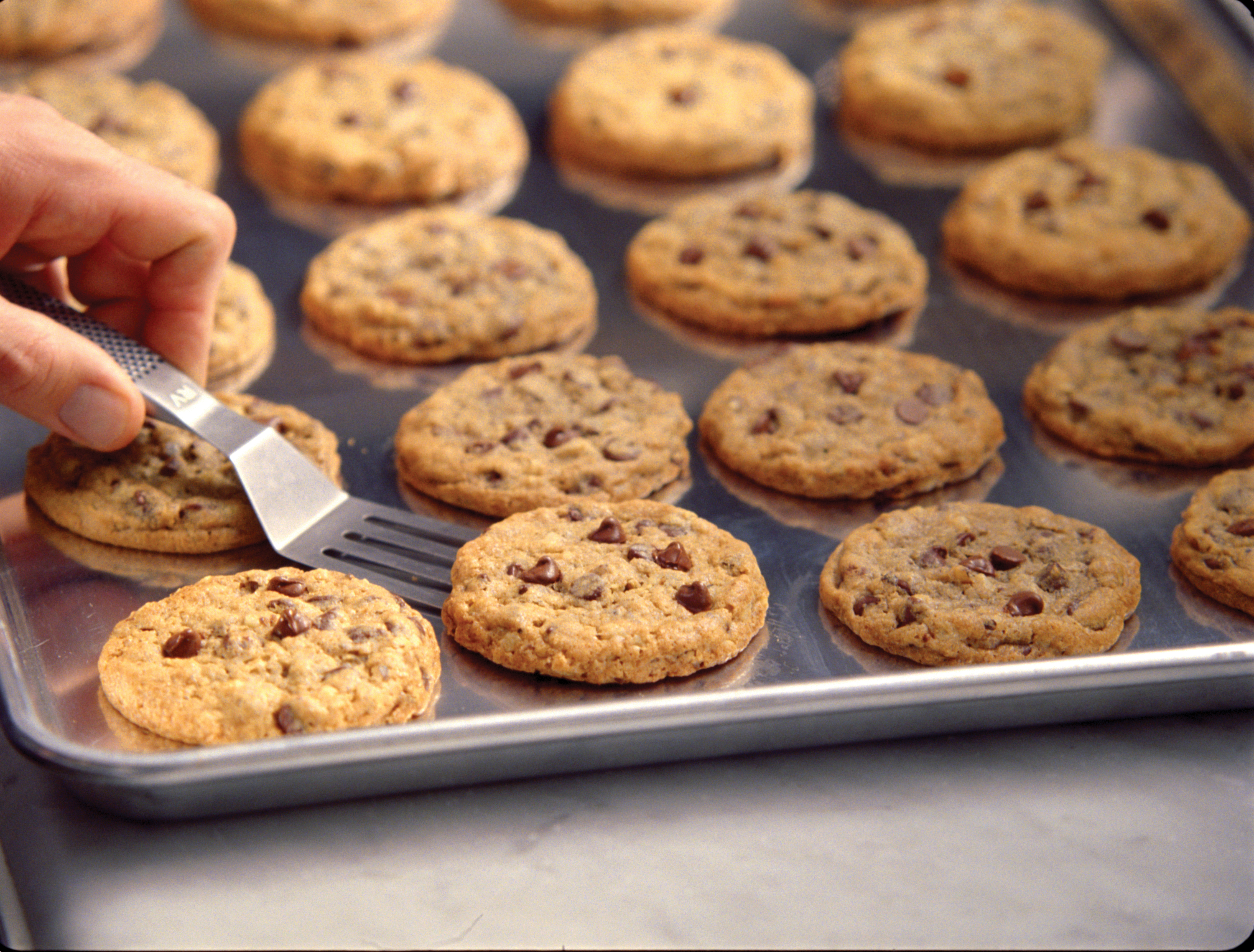 DoubleTree's famous chocolate chip cookie recipe!