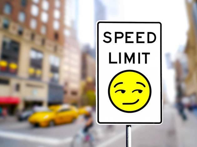 NYC, driving, traffic, speeding, NYPD