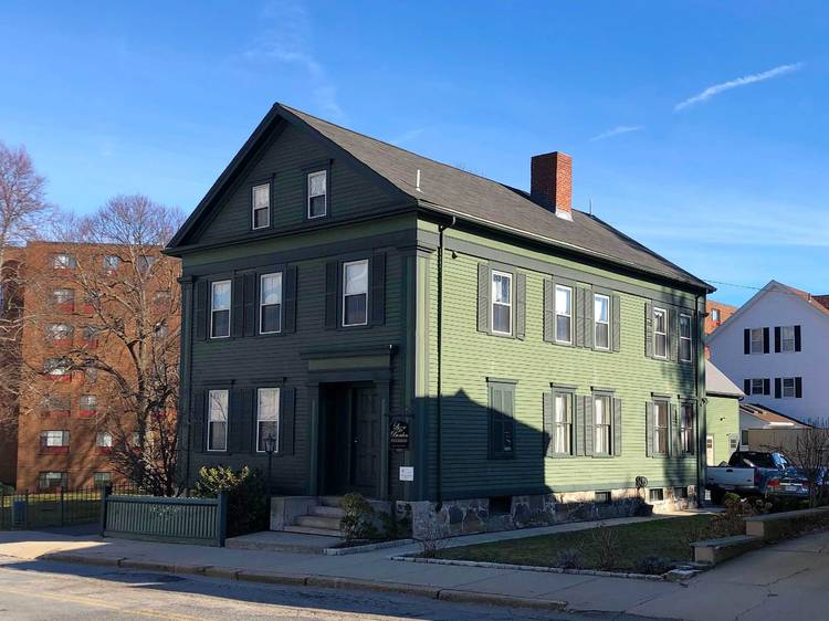 Lizzie Borden House | Fall River, MA