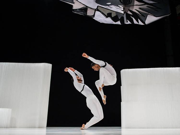 Ballet Hispánico: CARMEN.maquia and Club Havana
