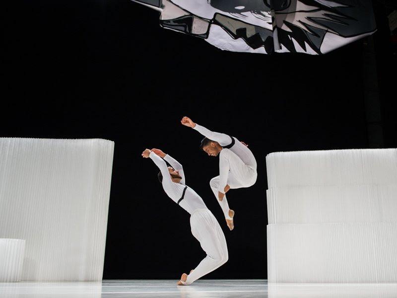 Ballet Hispánico: Carmen.maquia
