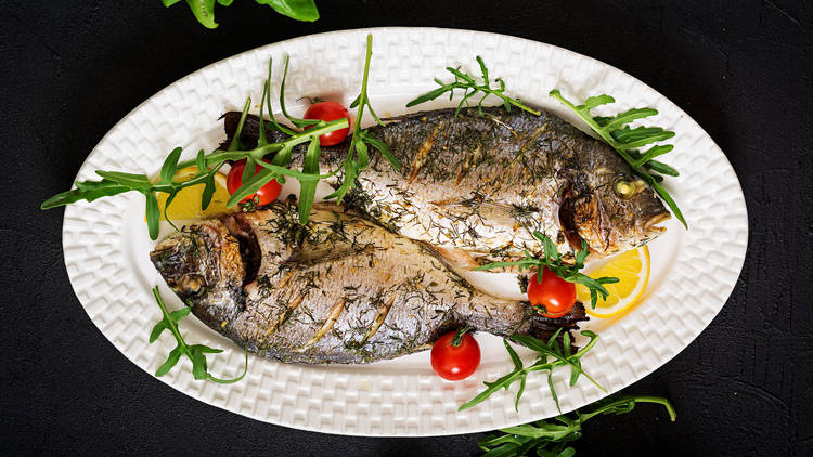 In continental Croatia, on the other hand, freshwater fish like carp are eaten