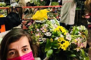 Flor Motion acción solidaria