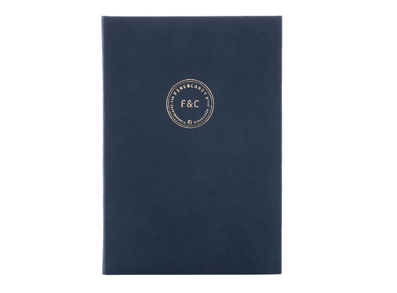 Fine & Candy, cadernos, artesanal, marca portuguesa