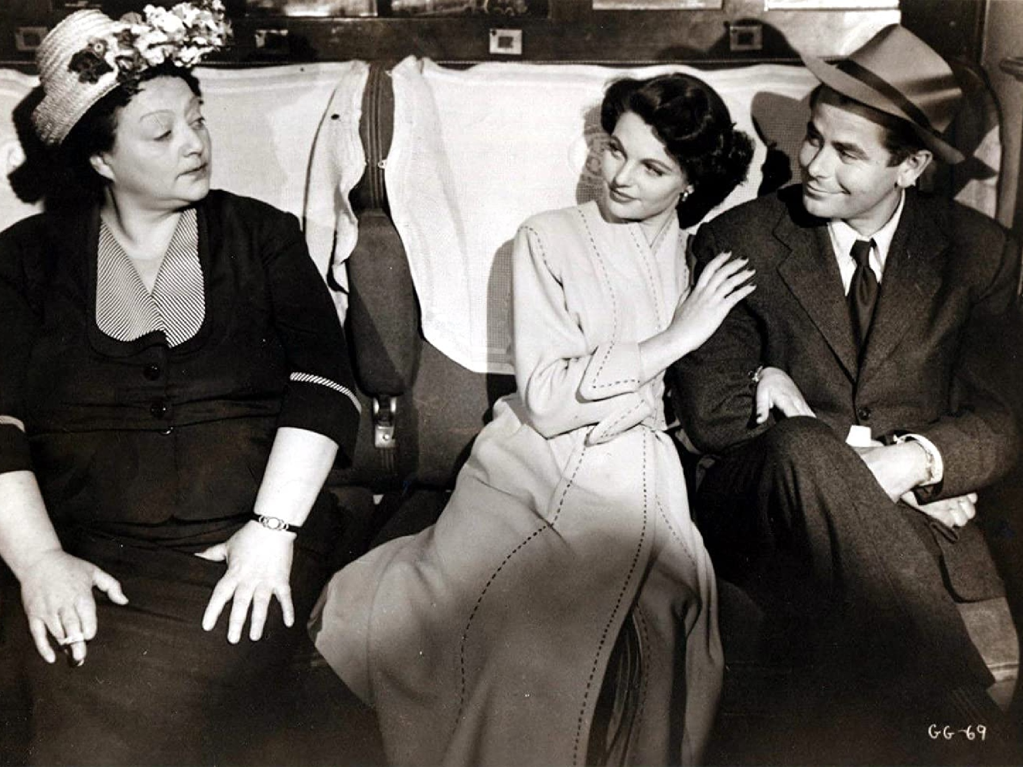 Filme, Cinema, A Luva de Ferro (1952)