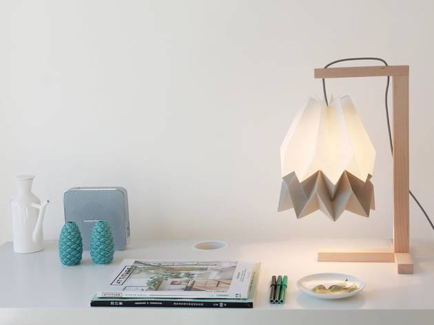 Orikomi, candeeiros, papel, sustentável, marca portuguesa