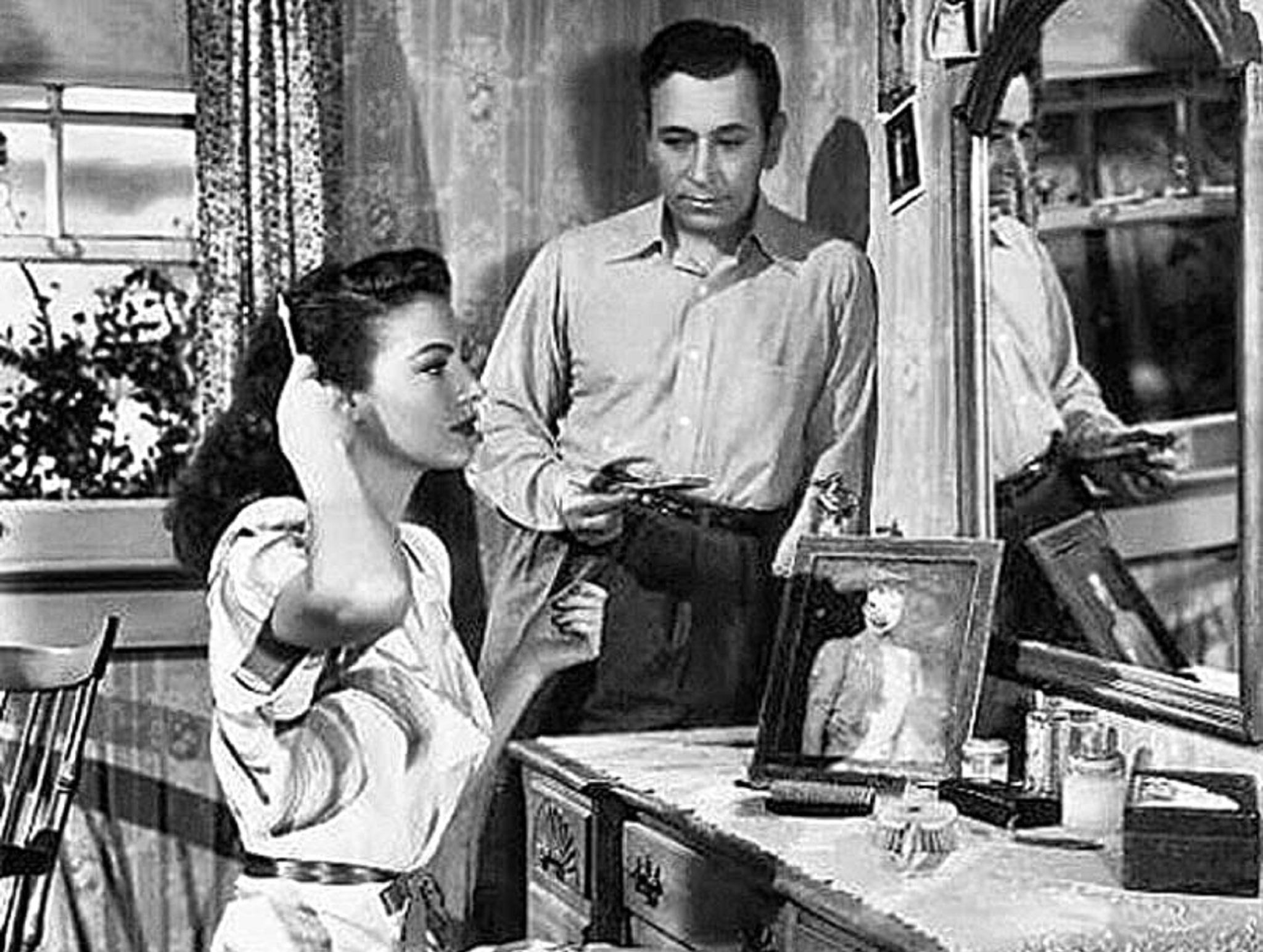 Filme, Cinema, O Que Matou Por Amor (1952)