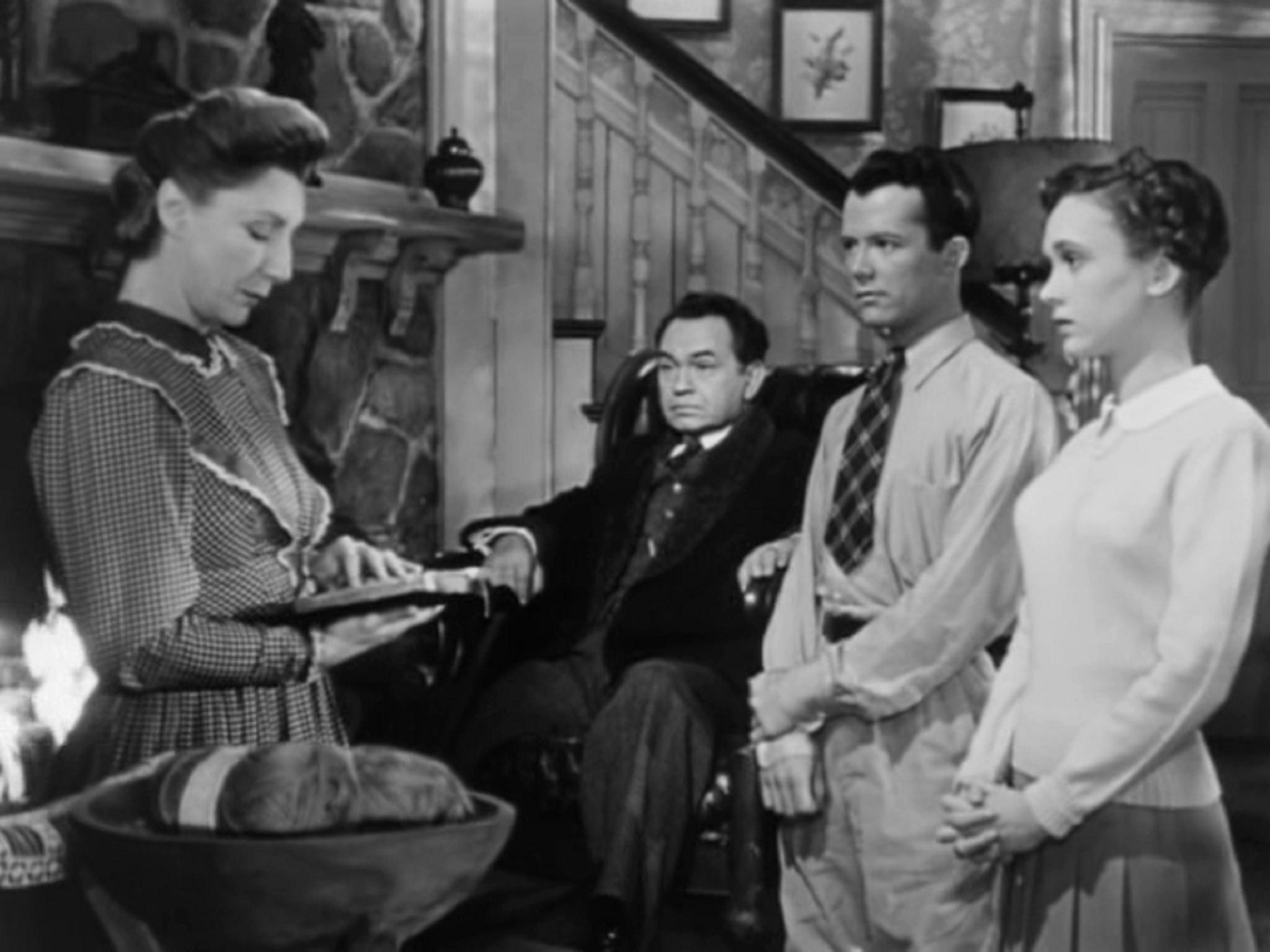 Filme, Cinema, A Casa Vermelha (1947)