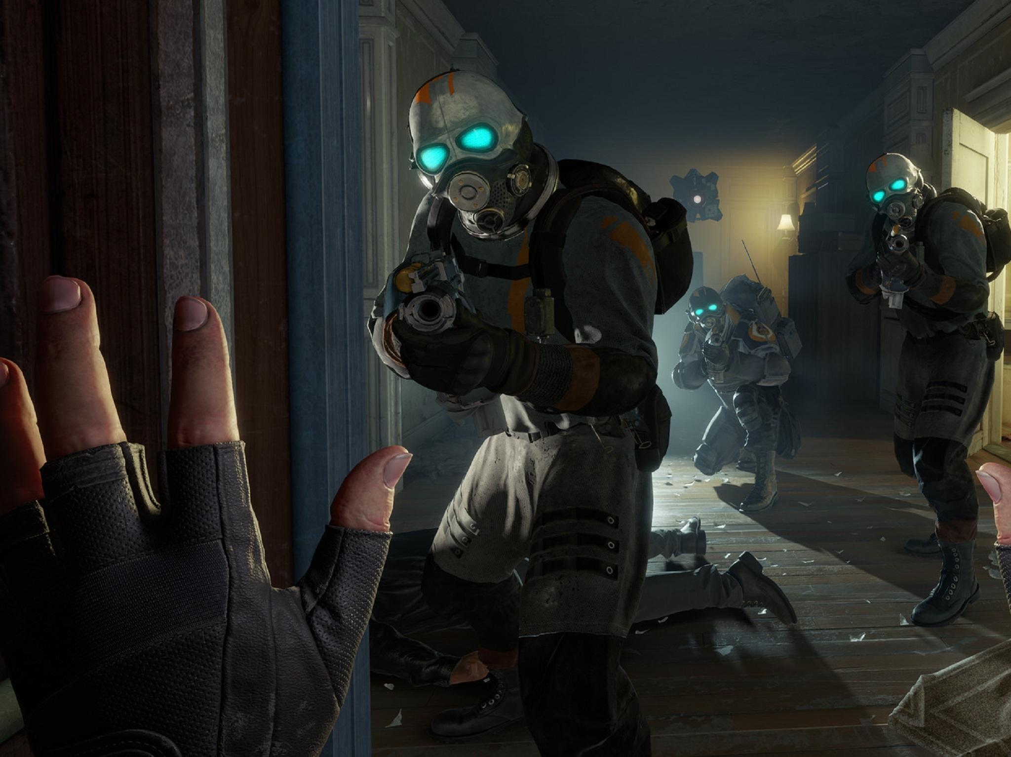Entretenimento, Jogos, Jogos de Computador, Half-Life: Alyx