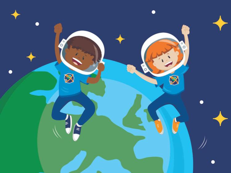 Treine em casa como um astronauta