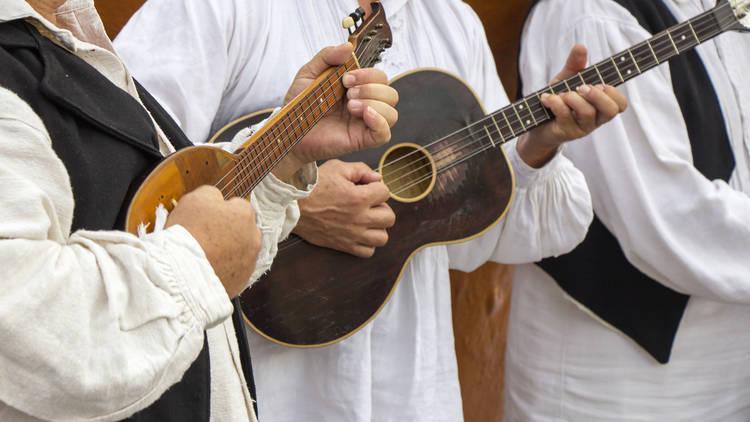 Croatian musicians