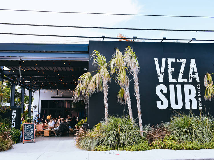 Sounds of the City at Veza Sur