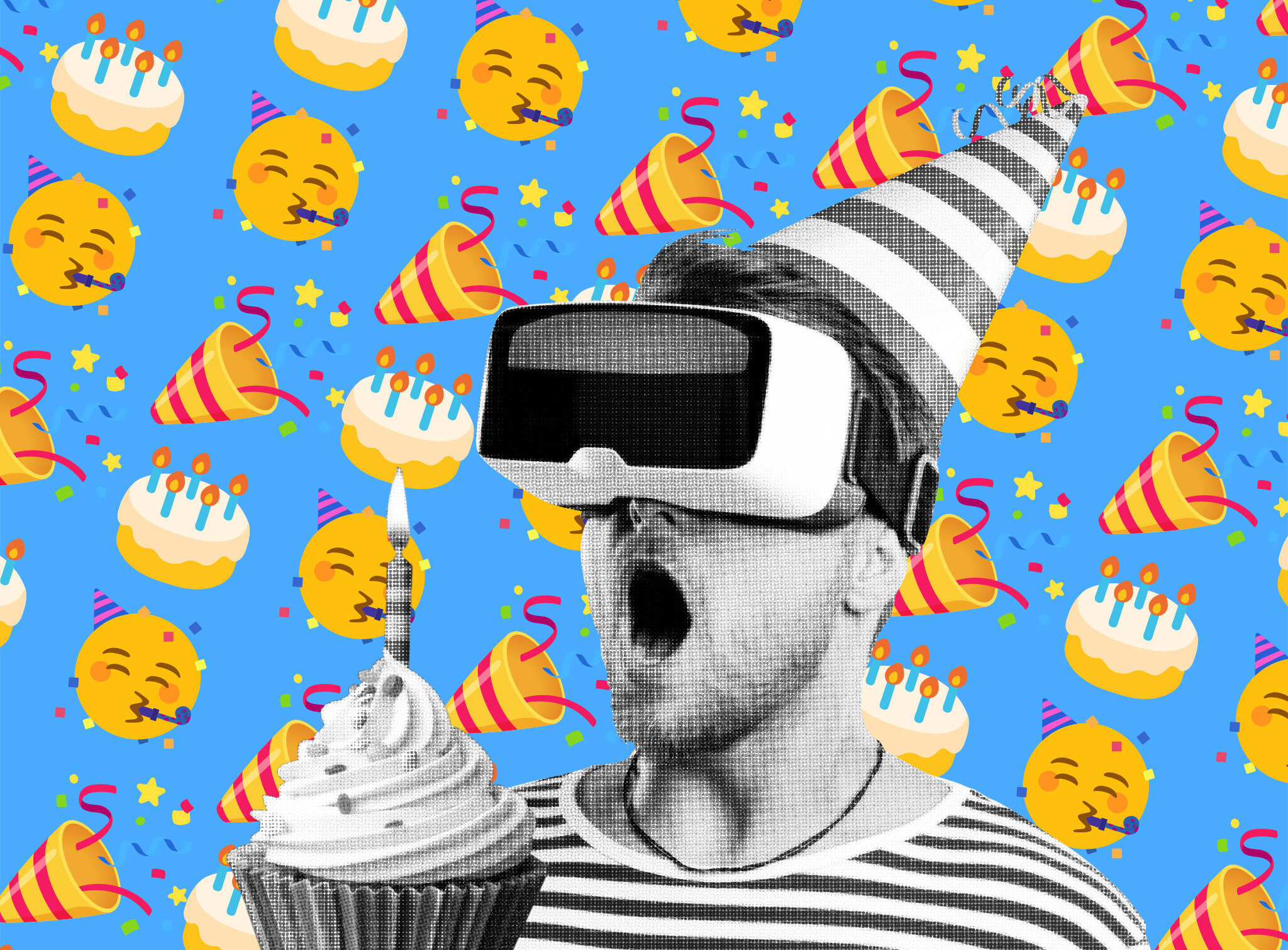 How to throw an epic virtual birthday party