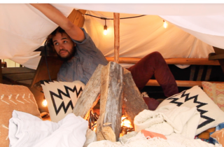 glamping fort