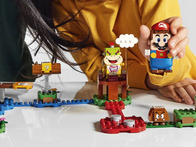 Lego Super Mario starter set is now available for preorder