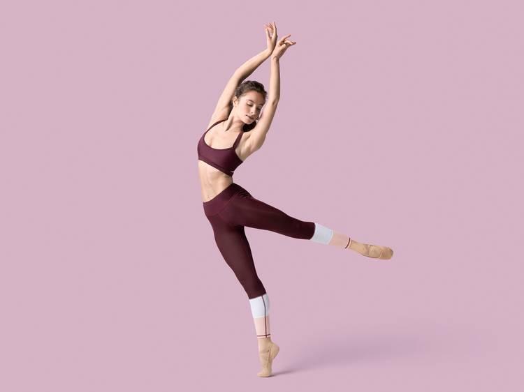 Take online ballet classes with the Australian Ballet