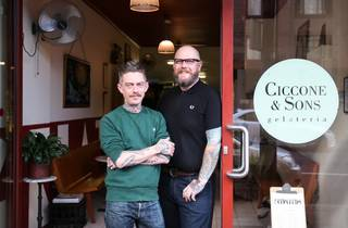 Gelato shop owners in Sydney