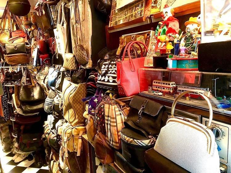 Best vintage shops in Hong Kong that deliver