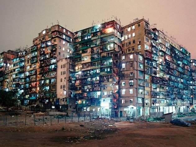 Kowloon Walled City, 1987