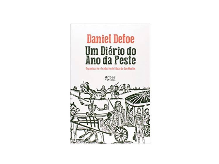 Um Diário do Ano da Peste - Daniel Dafoe