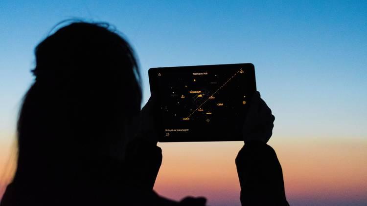 apps para ver as estrelas
