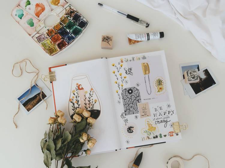 Arts and crafts you can learn at home
